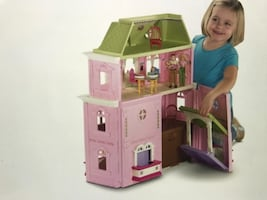 Fisher price loving grand doll house