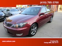 2005 Toyota Camry for sale Owings Mills