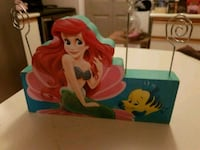 Lily mermaid picture holder Whitby, L1N 8X2