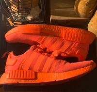 Solar red size 10