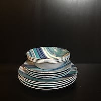 Brand new outdoor dishes , 4 place setting  Hamilton, L8K 3P7