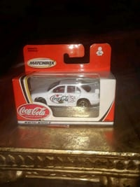 2002 COCA COLA DIE CAST 1:64 SCALE  Providence