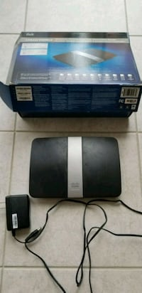 ROUTER Linksys  E4200v2 dual band router