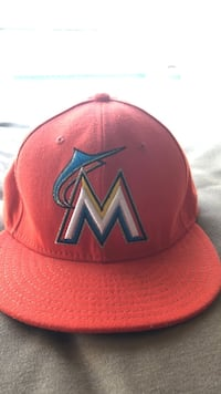 Miami Marlins fitted Naples, 34120