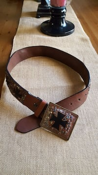 Ariat Small leather belt Madison, 35758