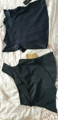 black and gray drawstring pants Whitchurch-Stouffville, L4A 0C1