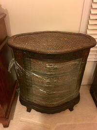 Bombay table with 3 drawers Gaithersburg
