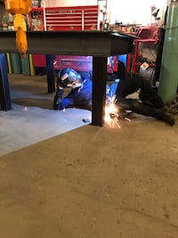 welding and fabrication Taylor