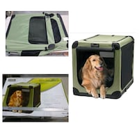 black and gray pet carrier Pickering, L1V 3N7