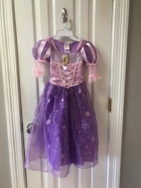 Disney Rapunzel costume with crown and doll Richmond, 40475