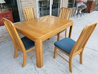 dinning room set, it has scratches Brooksville, 34601