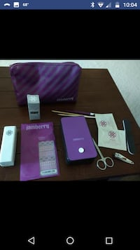 Jamberry nail kit Frederick