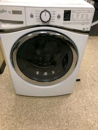 Nice clean Whirlpool duet washer for sale cheap Dudley, 01571