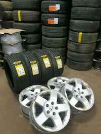 Alloy wheels & tires▪tire changeover ▪Installation