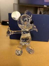 Mickey mouse crystal figurine 27 mi