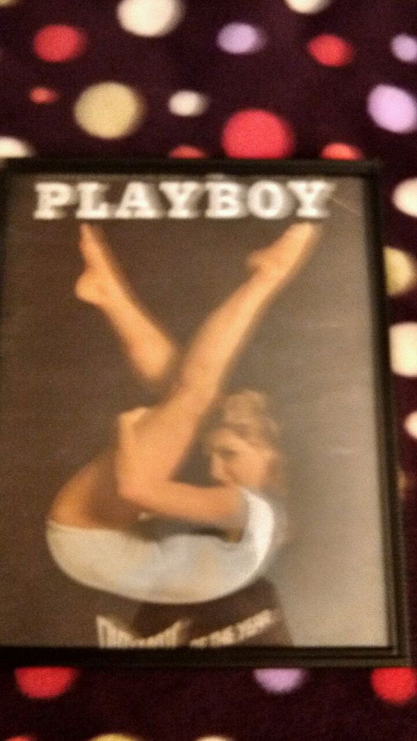 Selling a Playboy picture in frame 75af3ae9-11a2-4079-8eb2-31e6256e47b9