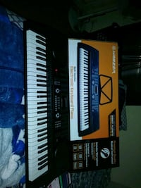 Electric keyboard piano