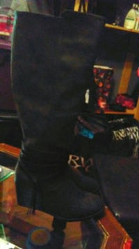 Womans Knee High Boots