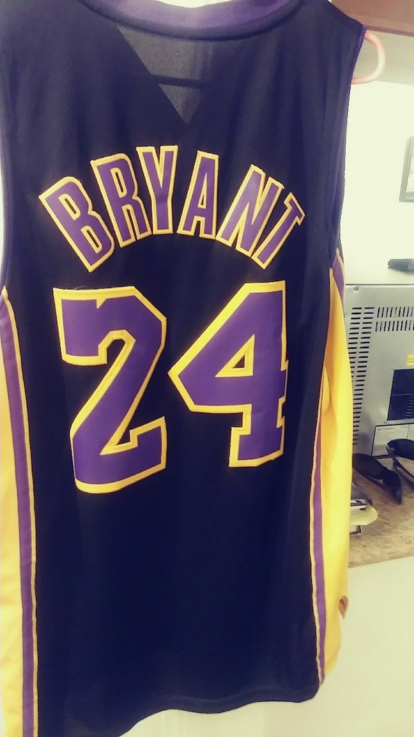 the latest d76ba 29863 60$ Official Hollywood Knights Kobe Bryant Jersey