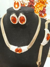 4pc jewelry set
