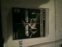 Call of Duty Black Ops PS3 game case Montgomery, 36105