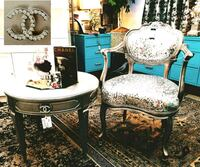 """""""CC"""" Silver Coffee / Accent Table (Table Only) Mesa, 85202"""