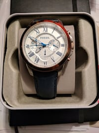 Brand new condition Fossil watch for men