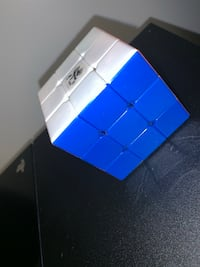 3 by 3 Rubix Speed Cube