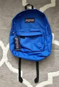 Blue Jansport Backpack  547 km