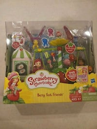 Strawberry Shortcake play set Fort Mill, 29707
