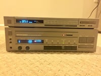 Marantz PM-432A amplifier and Marantz ST-432 tuner Silver Spring