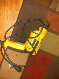 yellow and black corded power tool Houston, 77090