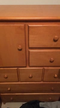 Solid Wood Dresser -purchased at Amish Market I'm good condition. Germantown, 20874