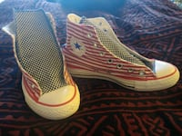 Converse all star American flag women's size 6 mans size 4 Toronto, M9N 3P7