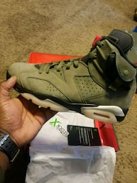travis scott jordan 6s  New Castle, 19720