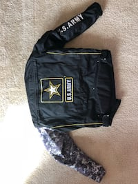 US Army Motorcycle Riding Jacket Stafford, 22554