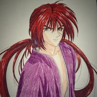 Rurouni kenshin drawing North Las Vegas, 89081