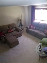 Oversized Sofabed Living rm w/pillows  Alexandria, 22315