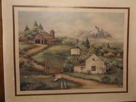 V. West Painting