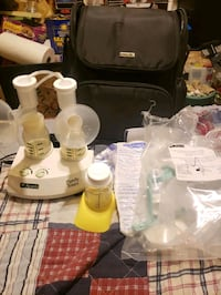 Ameda Purely Yours breast pump Norman, 73069