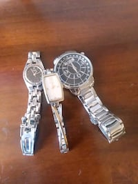 3 female watches great condition