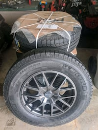 Winter Rim & Tire Package