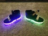 Hoverkicks light up sneakers Bettendorf, 52722