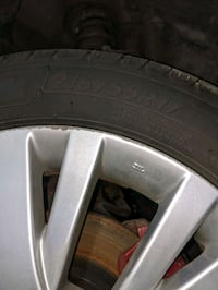 Mazda 6 4 Rims and Tires Toronto, M9W 7J4
