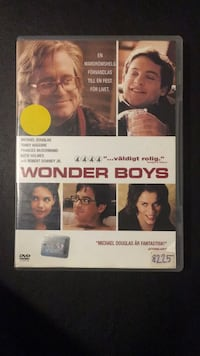 DVD Film: Wonder Boys Malmö, 214 28