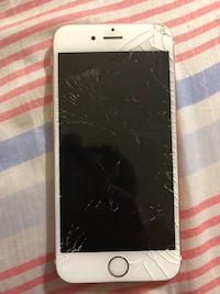 White iphone 4 with case