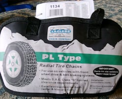Laclede Radial Tire Chains