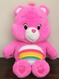 Large Carebear plush  Toronto, M6R 1K8