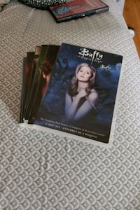 Buffy the Vampire Slayer complete collection Ottawa, K1K 4W3
