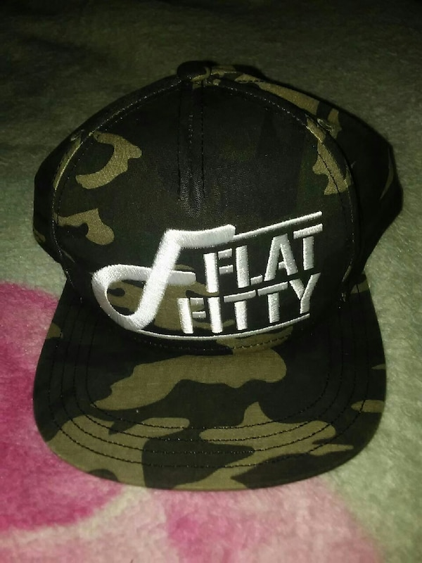 62cdfb4c72c4c Used Flat Fitty Custom Hat for sale in Fayetteville - letgo